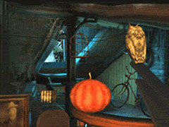 Halloween in the Attic 3D