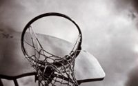 Basketball Hoop – BW