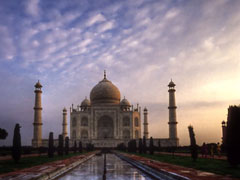 Taj mahal in india - Taj mahal screensaver free download ...