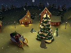 Christmas Holiday 3D