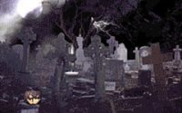 Animated Halloween 3D