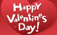 Happy Valentine's Day Heart