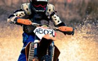 Dirt-Bike Racing