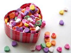 Valentine's Day Candy